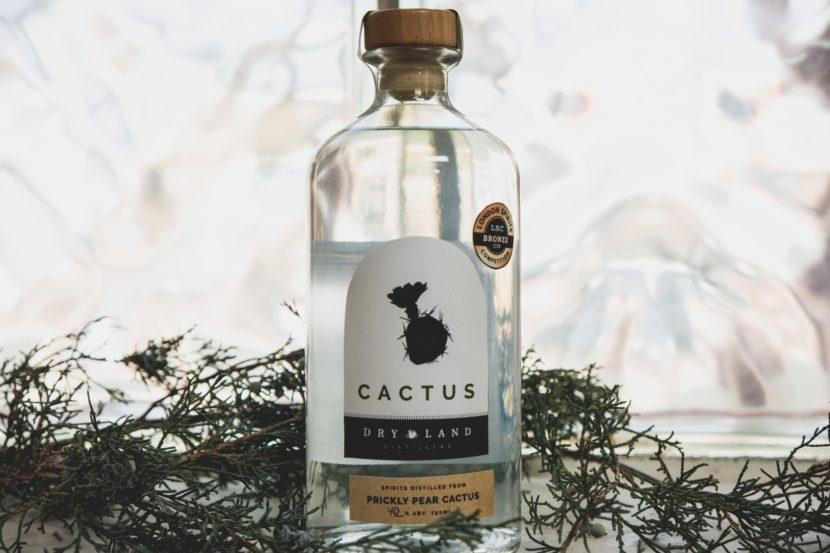 Holiday booze gifts should involve Dry Land Cactus spirit