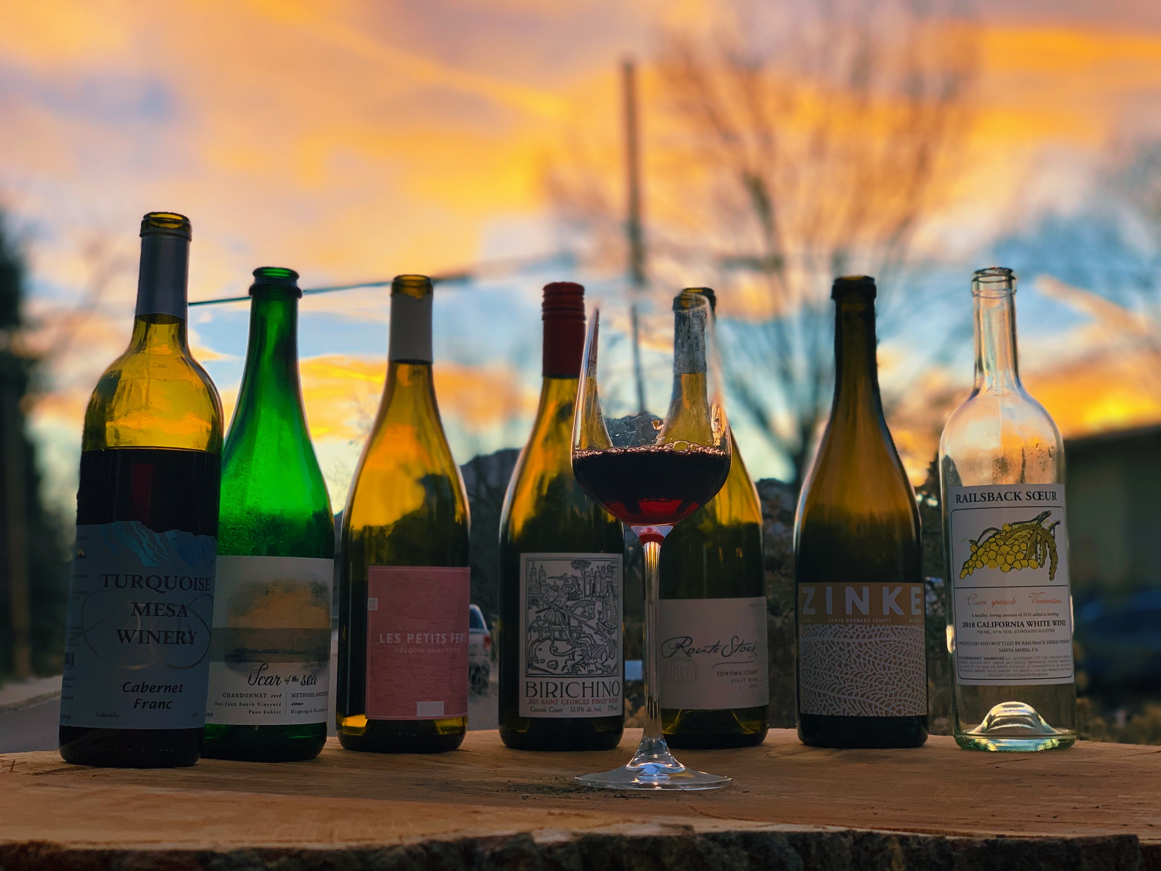 Thanksgiving wines need acid to cut fat and not too much concentrated flavor