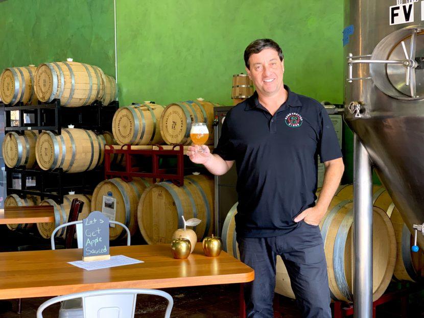 BOCO cider makes cider in Boulder, Colorado
